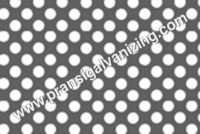 round hole perforated sheet