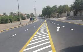 Road Marking Works