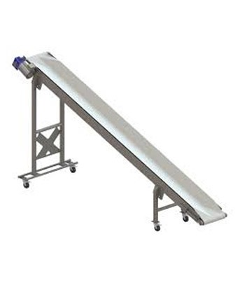 In Feed Incline Conveyor