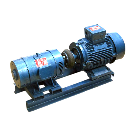 Ac to Dc Motor Generator Set