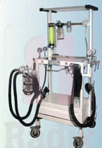 Basic Anaesthesia Machine
