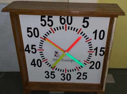 Pace Clock 4 Needle