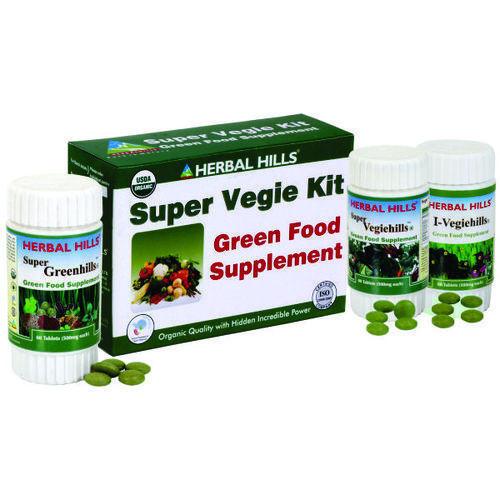 Veggie Supplements