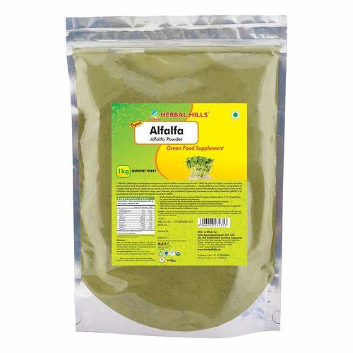 Organic Alfalfa Powder