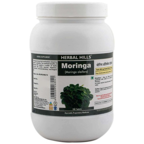 Ayurvedic Joint Pain Relief Capsule - Moringa 700 Tablets