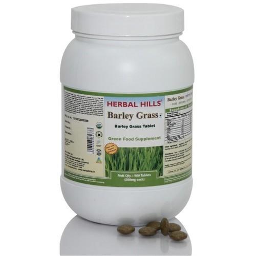 Organic Barley Grass 900 Tablets Value Pack