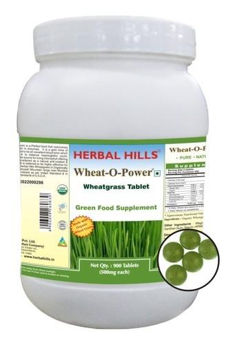 Green Food Wheatgrass Tablets