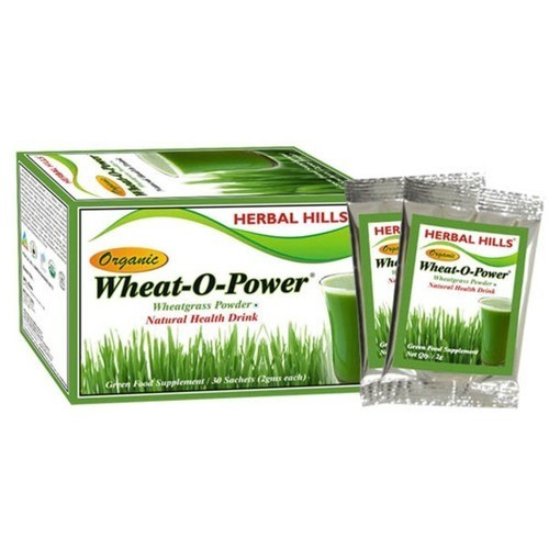 Wheatgrass Supplement