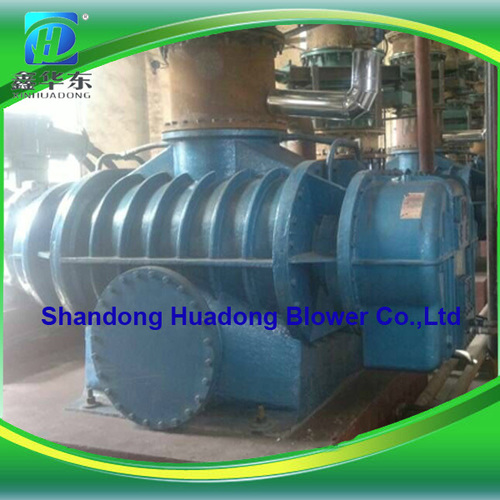 Roots Type Gas Compressor