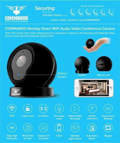 AUDIO VIDEO SURVEILLANCE CAMERA WITHOUT DVR