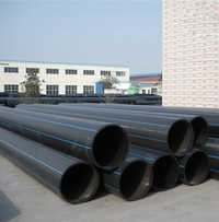 HDPE Lined Sewerage Pipes