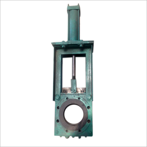 Elastomer Type Knife Gate Valve