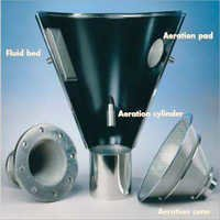 Fluidization Pads