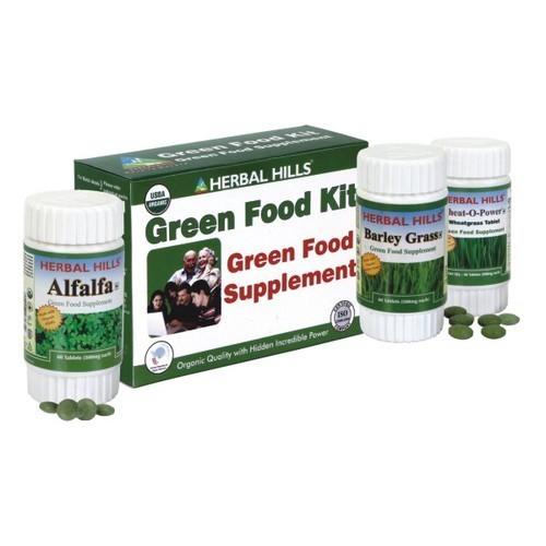 Herbal Food Supplement