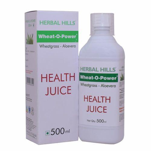 Immunity Booster Wheatgrass Juice