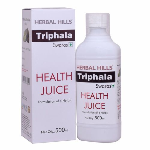 Ayurvedic Triphala Juice - Healthy Digestion