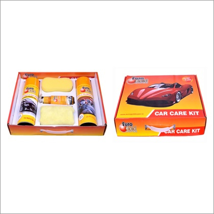 Premium Car Care Kit