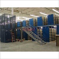 Multi Tier Rack Structures