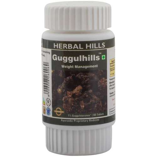 Ayurvedic Weight loss & Joint Pain reliever capsule - Guggul 60 capsule