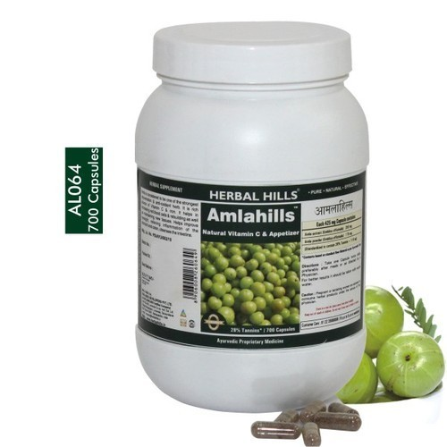 Amla Capsules For Digestion