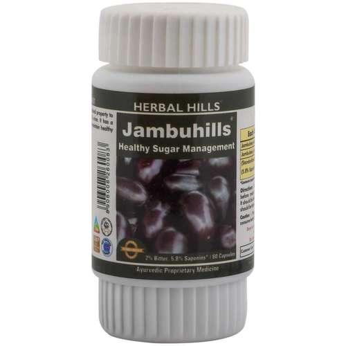 Jambuhills Capsules for Healthy Blood Sugar