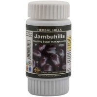 Ayurvedic Medicine For Diabetes - Blood Sugar Control - Jamun 60 Capsule