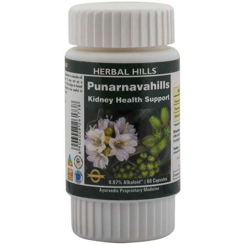 Punarnavahills For Kidney Health