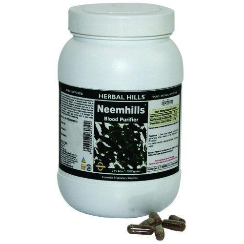 Blood Purifier Tablets - Blood Cleanser - Neem 700 Capsule
