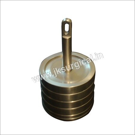 Stainless Steel Traction Weight