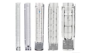 Vertical Borewell Submersible Pumpsets