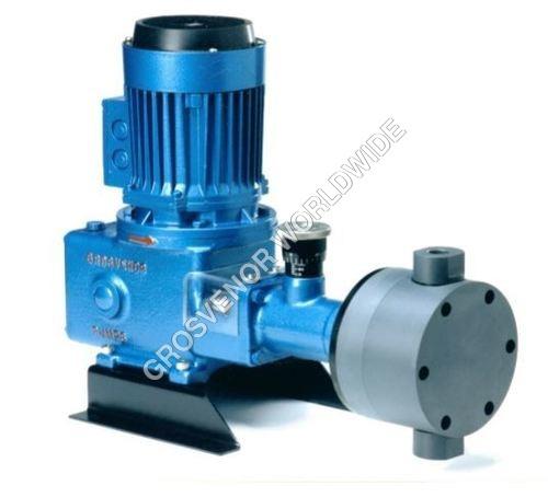 Metering Pump With Motor