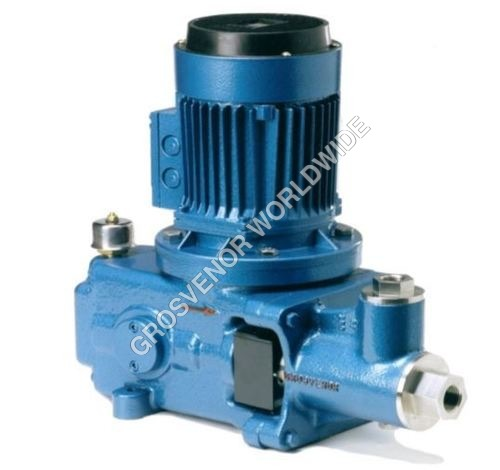 Metering Pumps With Auto Controller