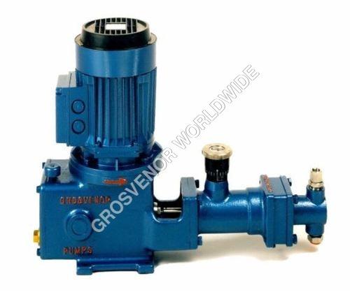 Motor Driven Plunger Metering Pump