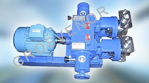 Multi Head Plunger Dosing Pumps