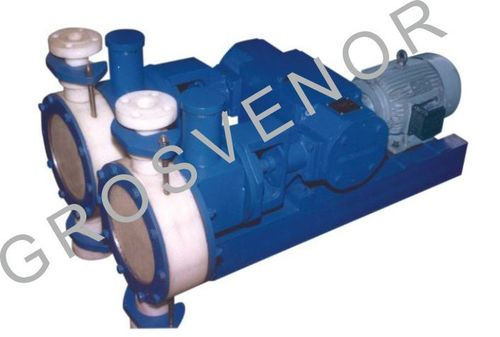 Multihead Hydraulic Diaphragm Dosing Pump