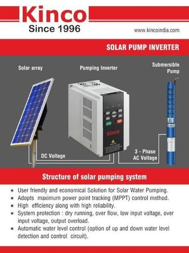Solar Variable Frequency Driver