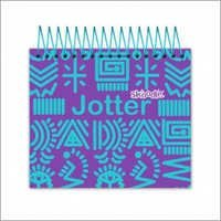 Jotter Notebook 300 Sheets  Aztec Print