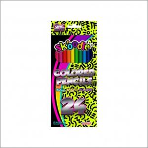 24 Colored Pencils