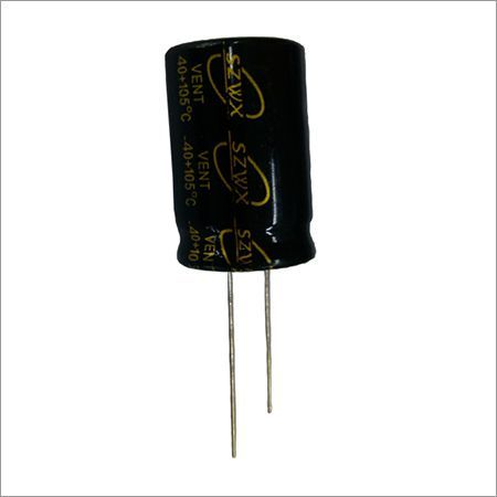 Low ESR Capacitor