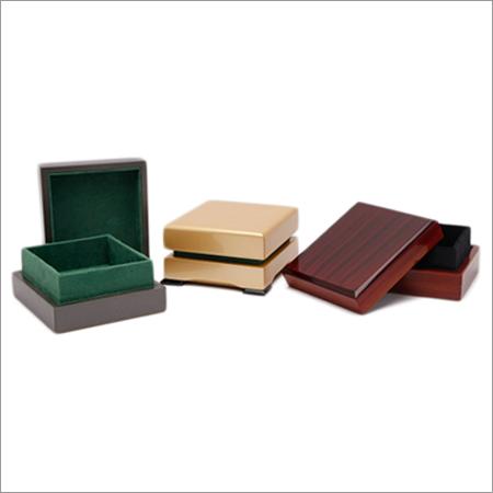 Wooden Top Bottom Box