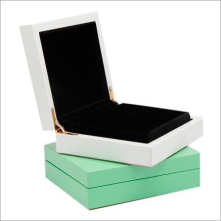 Wooden Quad Hinge Box