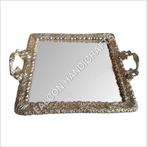 Handcrafted Aluminum Tray