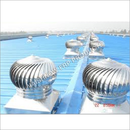 Wind Driven Turbo Ventilators