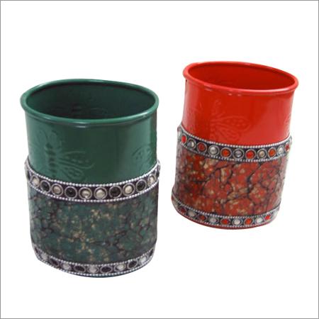 Mosaic Cylinder