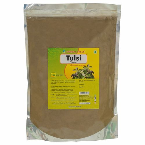 Ayurvedic Tulsi Powder 1kg for Immunity Booster