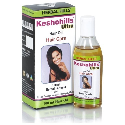 Hair Growth Ayurvedic Oil