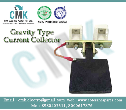 Gravity Type Current Collector