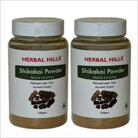 Ayurvedic Shikakai Powder 100gm for Healthy Hair (Pack of 2)