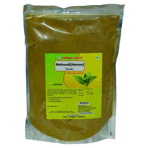 Natural Henna Powder for Hair
