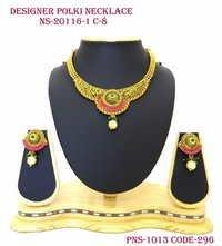 C.Z. Designer Necklace